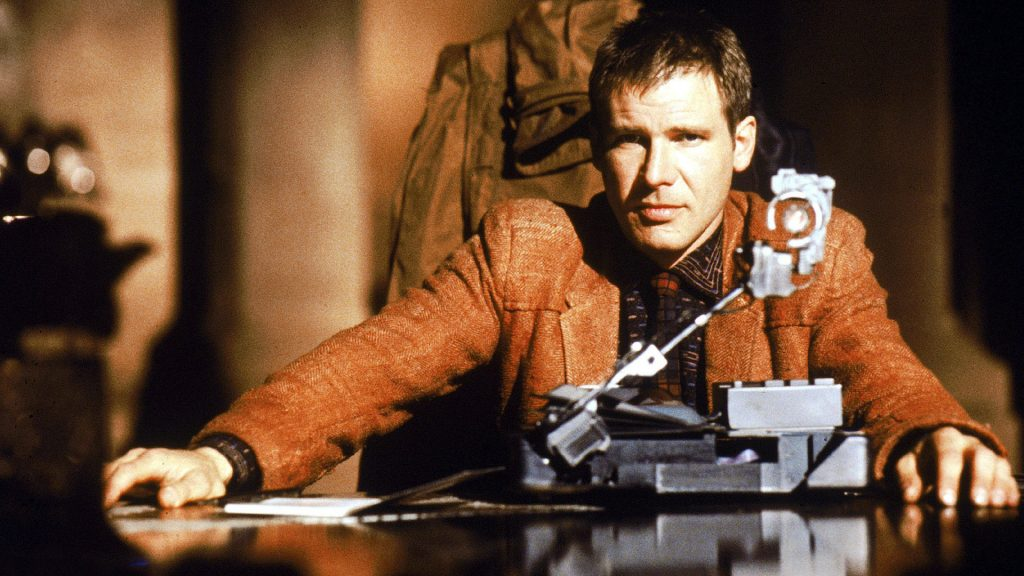 """Filmszene aus """"Blade Runner"""""""