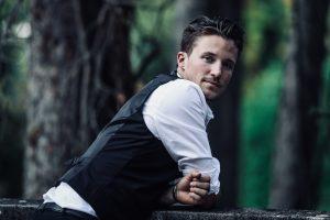 Portrait von Sebastian Kiefer