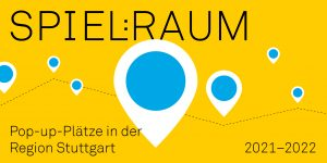 KeyVisual KulturRegion Stuttgart Projekt Spiel:Raum